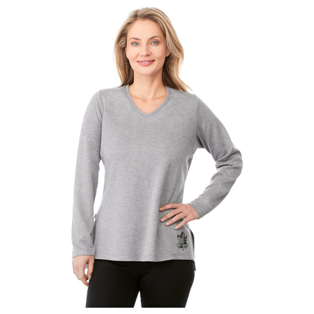 W-BROMLEY Knit V-neck
