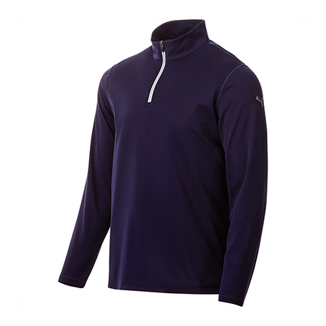 M-PUMA Ess Golf Qtr Zip 2.0