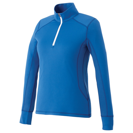 W-PUMA Golf Tech Half Zip Top
