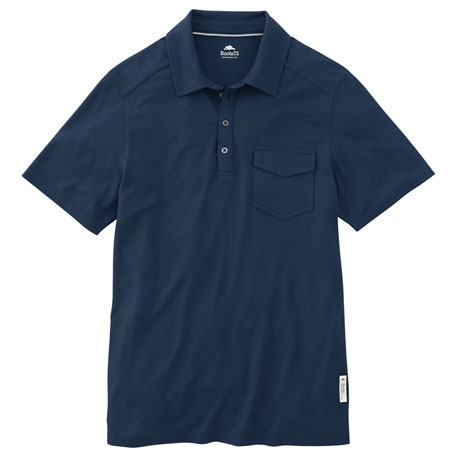 M-LUNENBURG Roots73 Short Sleeve Polo