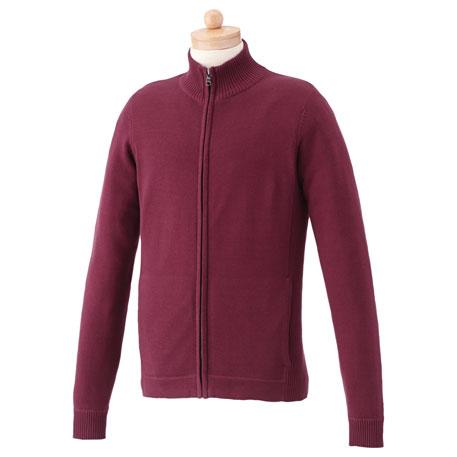 M-Lockhart Full Zip Sweater