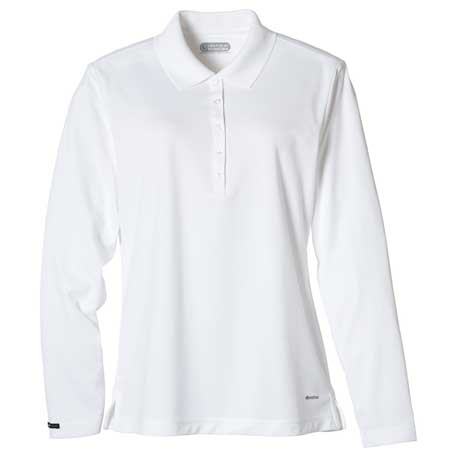 W-Brecon Long Sleeve Polo