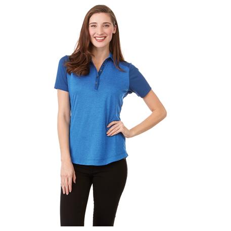 W-SAGANO Short Sleeve Polo