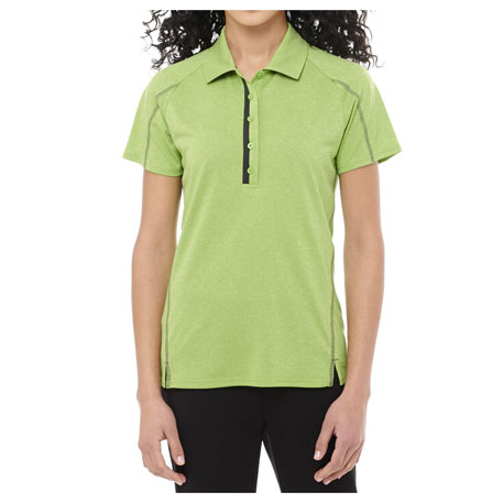 W-MACTA Short Sleeve Polo