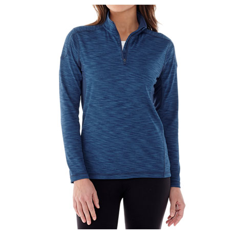 W-Yerba Knit Quarter Zip