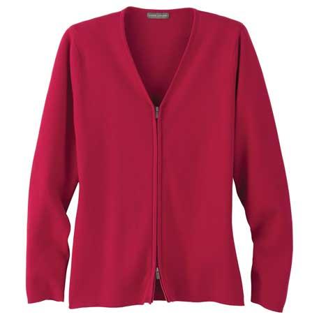 W-Varna Full Zip Sweater
