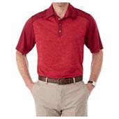 M-SAGANO Short Sleeve Polo