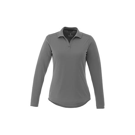 W-Mori Long Sleeve Polo